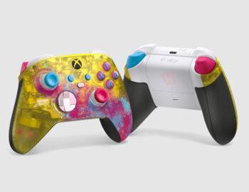 Kontroler do Xboxa w limitowanej edycji Forza Horizon 5