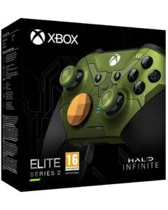 Kontroler Xbox Elite Series 2 edycja limitowana Halo Infinite