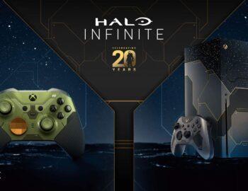 Halo Infinite – limitowana konsola Xbox Series X i kontroler Elite 2 dostępne w Polsce
