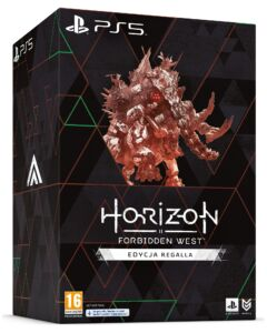 Horizon Forbidden West Edycja Regalla