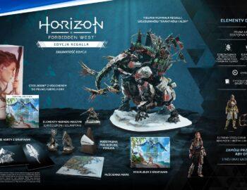Zaprezentowano kolekcjonerskie wydania Horizon Forbidden West