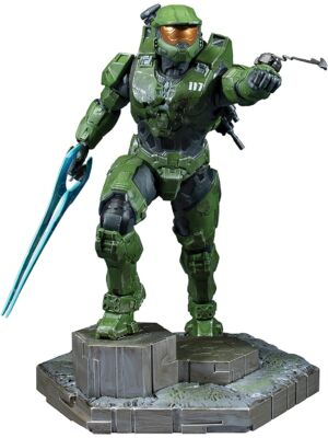 Halo Infinite figurka Master Chief & Grappleshot
