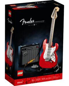 LEGO Ideas 21329 Fender Stratocaster
