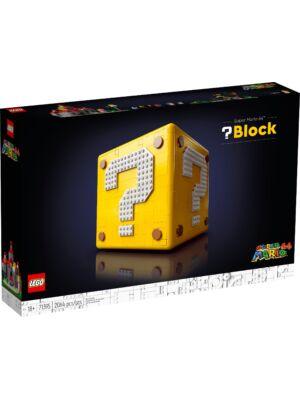 LEGO Super Mario 71395 Pytajnikowy blok Super Mario 64