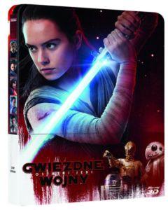 Gwiezdne Wojny: Ostatni Jedi Steelbook