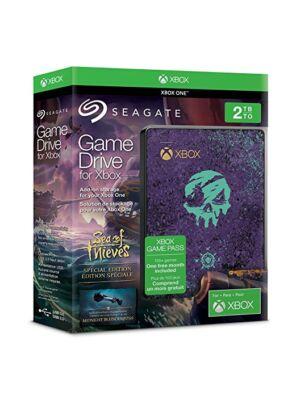 Dysk twardy Seagate 2TB Xbox One Sea of Thieves