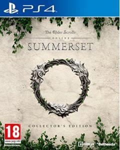 The Elder Scrolls Online: Summerset Edycja Kolekcjonerska