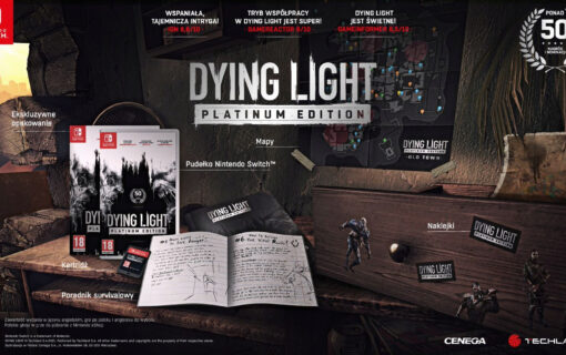 Dying Light Platinum Edition na Nintendo Switch dostępne w polskich sklepach