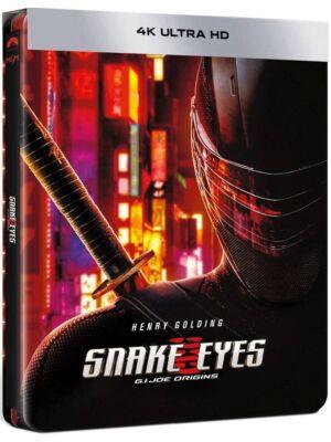 Snake Eyes: Geneza G.I.Joe Steelbook