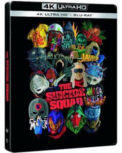 Legion Samobójców: The Suicide Squad Steelbook