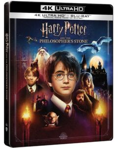 Harry Potter i Kamień Filozoficzny Steelbook