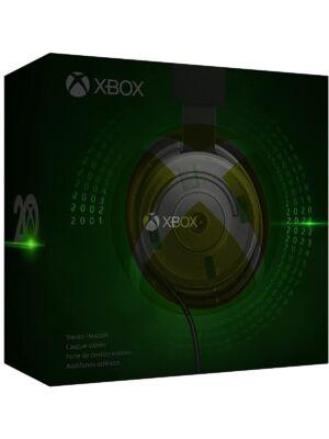 Przewodowy headset Xbox wersja specjalna z okazji 20-lecia