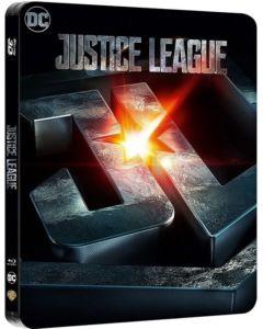 Liga Sprawiedliwości Steelbook