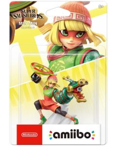 Amiibo Super Smash Bros. – Min Min