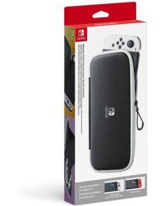 Etui Nintendo Switch OLED + Szkło