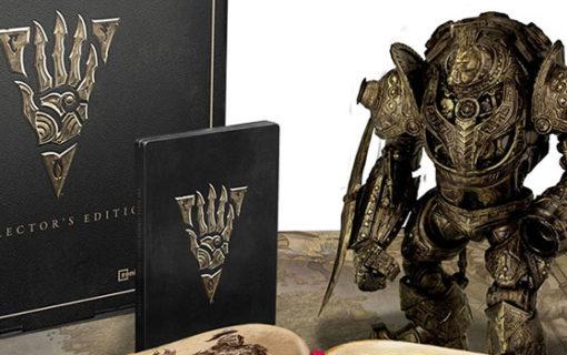 Morrowind Edycja Kolekcjonerska i Steelbook