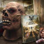 Kolekcjonerskie gadżety z gry State of Decay 2 za około 142 zł z wysyłką do Polski