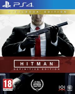 Hitman: Definitive Edition Steelbook Edition