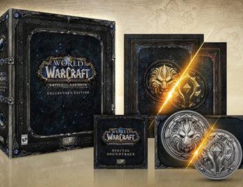 Edycja Kolekcjonerska World of Warcraft: Battle for Azeroth