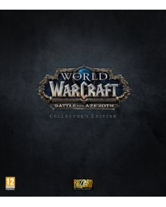 World of Warcraft: Battle for Azeroth Edycja Kolekcjonerska