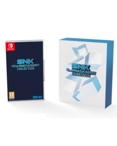 SNK 40th Anniversary Collection Limited Edition