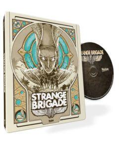 Strange Brigade Steelbook