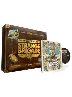 Strange Brigade Edycja Kolekcjonerska
