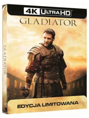 Gladiator Steelbook