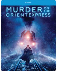 Morderstwo w Orient Expressie Steelbook
