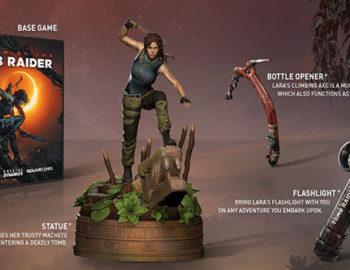 Ujawniono wydania Shadow of The Tomb Raider