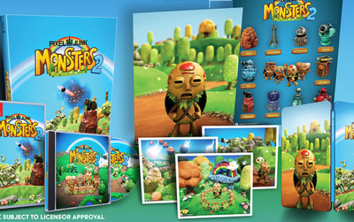 Kolekcjonerska Edycja PixelJunk Monsters 2 od Limited Run Games