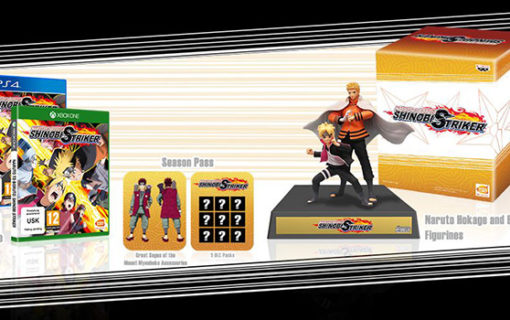 Naruto to Boruto: Shinobi Striker zadebiutuje 31 sierpnia, ujawniono edycję Uzumaki