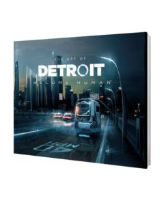 Detroit: Become Human Artbook