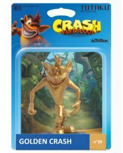 Totaku Crash Bandicoot złoty