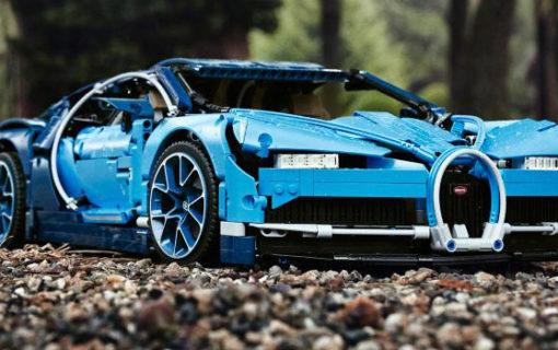 Nowy zestaw LEGO Technic – model Bugatti Chiron