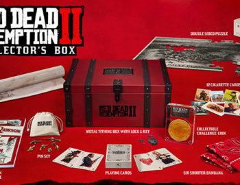 Rockstar Games zaprezentowało edycje specjalne Red Dead Redemption 2