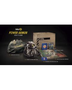 Fallout 76 Power Armour Edition