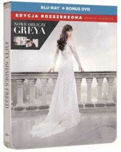Nowe oblicze Greya Steelbook