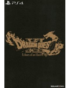 Dragon Quest XI: Echoes of an Elusive Age – Edition of Lost Time