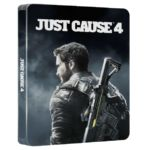 Just Cause 4 Gold Edition w Steelbooku na Playstation 4 i Xbox One za około 109 zł na Amazonie