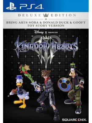 Kingdom Hearts III Kolekcjonerski zestaw