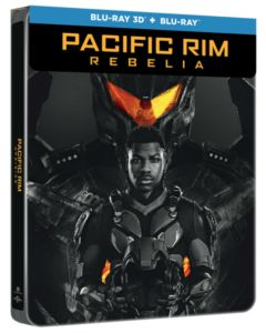 Pacific Rim: Rebelia Steelbook