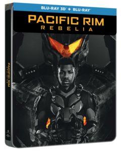 Pacific Rim: Rebelia Steelbook