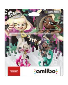 Amiibo Off the Hook Splatoon Pearl i Marina