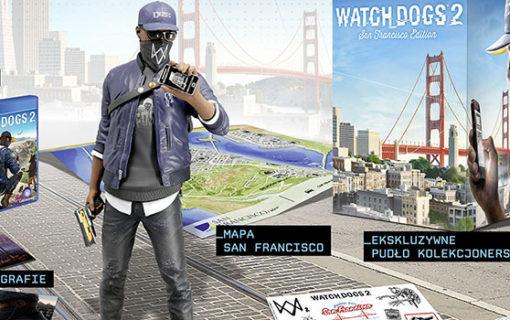 Watch Dogs 2 San Francisco taniej w Quicksave