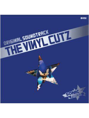 Sonic Forces ścieżka dźwiękowa The Vinyl Cutz 2xLP
