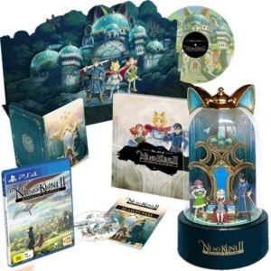 Specjalne wydania Ni No Kuni II: Revenant Kingdom na Playstation 4 taniej w niemieckim Amazonie