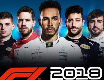 Steelbook z F1 2018