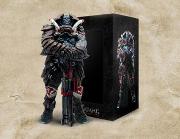 Ruszyła przedsprzedaż specjalnej wersji Quake Champions Scalebearer Edition