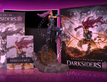 Poznaliśmy datę premiery Darksiders III, zaprezentowano kolekcjonerskie wydania